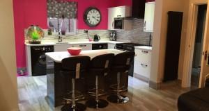 Kitchens Ayr New Installation
