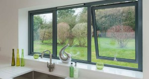 S Morrison Joiners and Builders Double Glazing Ayr Internal Alloy Frame
