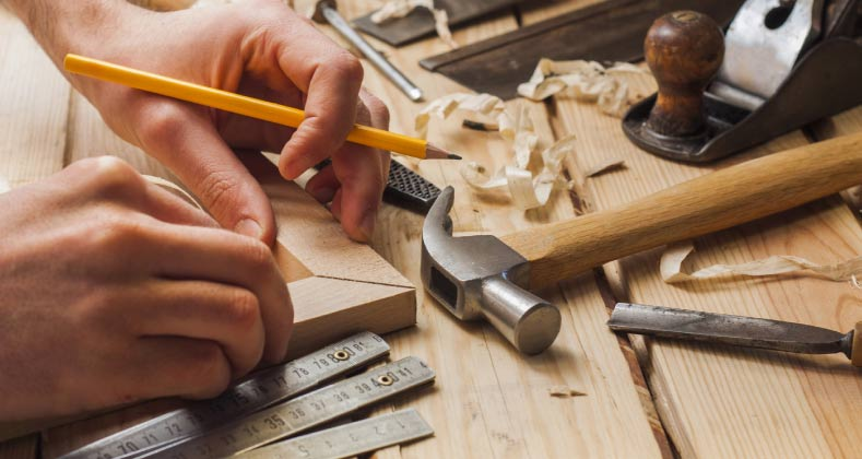 S Morrison Joiners and Builders Service Tab Joinery