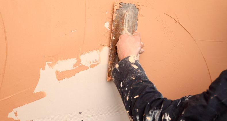 S Morrison Joiners and Builders Service Tab Plastering